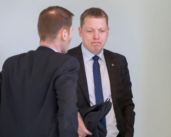 PERH-i endiste juhtide kohtuasjas on kaitsja kutsunud ekspertidena Mait Paltsi ja Marek Helmi.