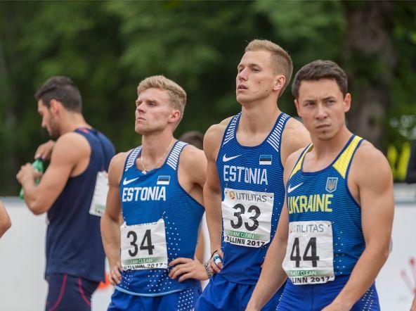 Eesti koondis sai Tallinnas Kadrioru staadionil ajaloo esimestel mitmevõistluse võistkondlikel Euroopa meistrivõistlustel Ukraina järel teise koha.