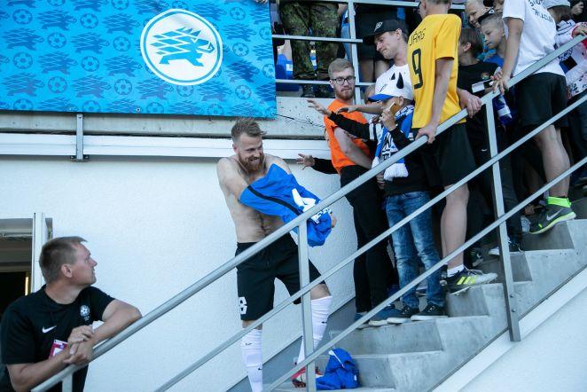 Balti turniir jalgpallis Eesti-Leedu