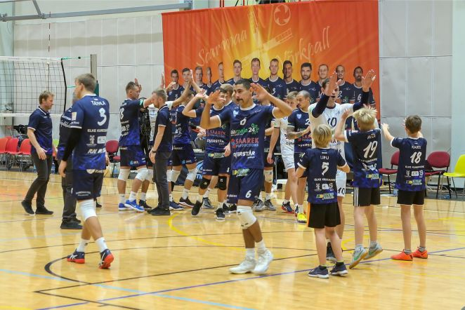 CEV Challenge Cup, Gentofte Volley, Saaremaa võrkpalliklubi