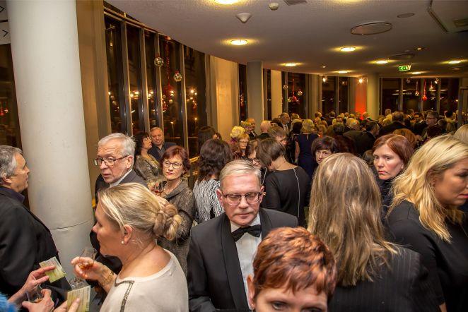 Hennessy Aastalõpukontsert 2016 Pärnu kontserdimajas.