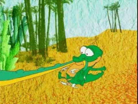 Kuula ja nostalgitse! Kas mäletad väikest krokodilli, kellel nimeks Schnappi?