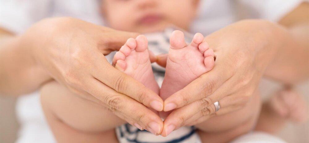 Uus uuring tõestab: niisked beebisalvrätid teevad imikule pöördumatut kahju