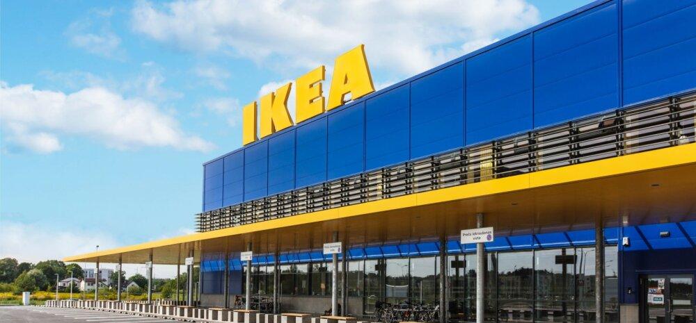 IKEA pood Lätis avab uksed juba loetud päevade pärast