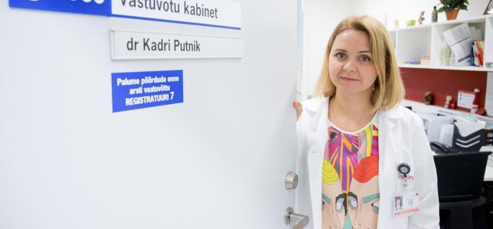 Onkoloog Kadri Putnik