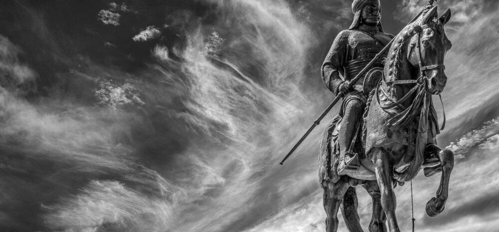 13 märki, et olid eelmises elus vapper sõdalane