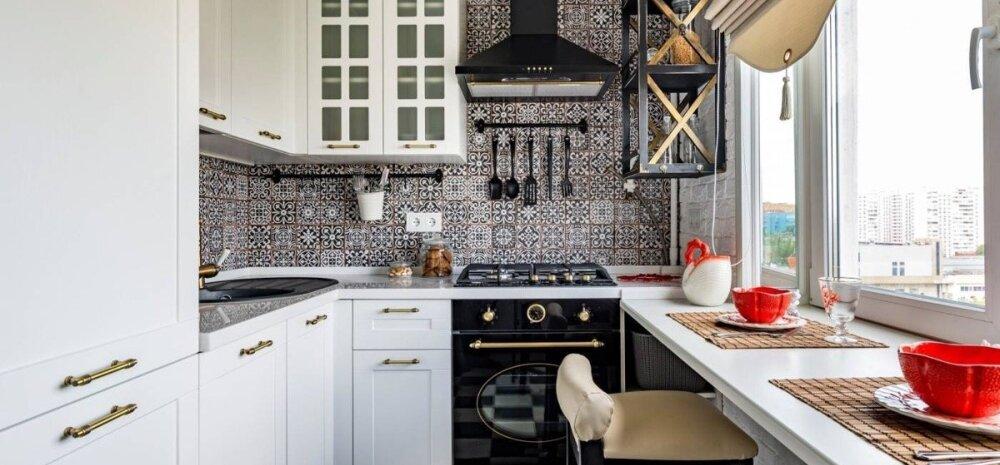 ФОТО │ П-образная кухня: 26 идей дизайна