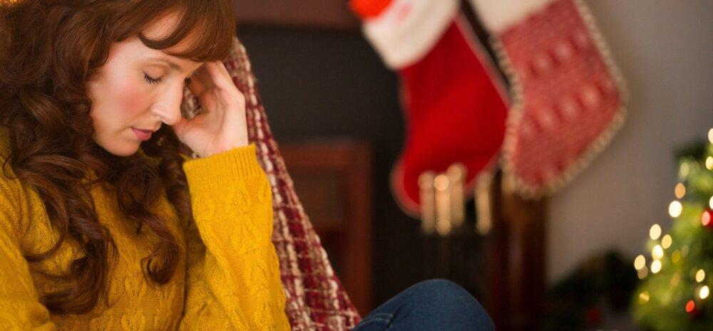"""""""Teised on täna koos pere ja lähedastega, aga minul pole kedagi ja pean üksi jõule tähistama..."""""""