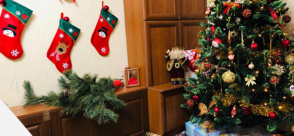 """""""Pühad minu kodus 2018""""   Jõulud on igal aastal ise näoga"""