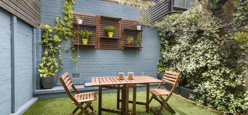 TEE ISE | Kasulikke näpunäiteid aiamööbli värskendamiseks