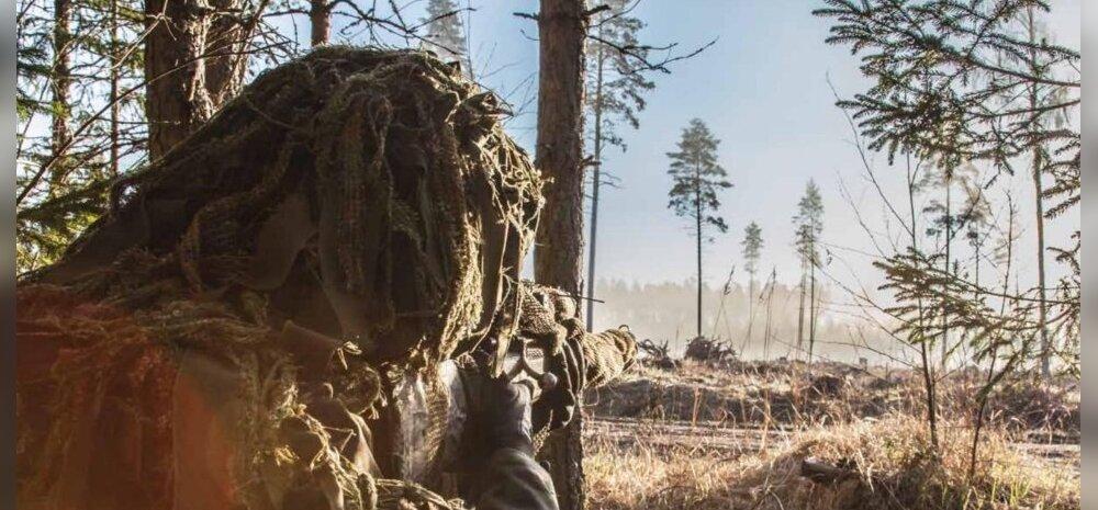 Snaiprikool Eestis: Tugeva närvikavaga väga head laskurid