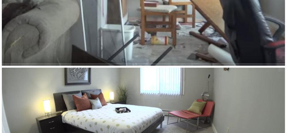 ВИДЕО | Это реально: ремонт квартиры всего за 58 минут