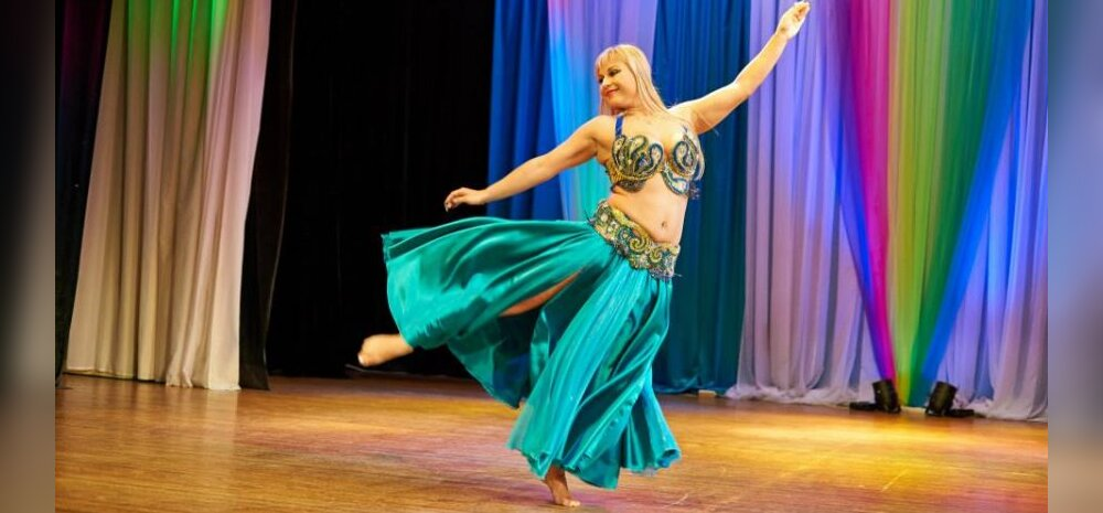 Танец, который не решаются танцевать эстонские мужчины: чем он полезен для женщин