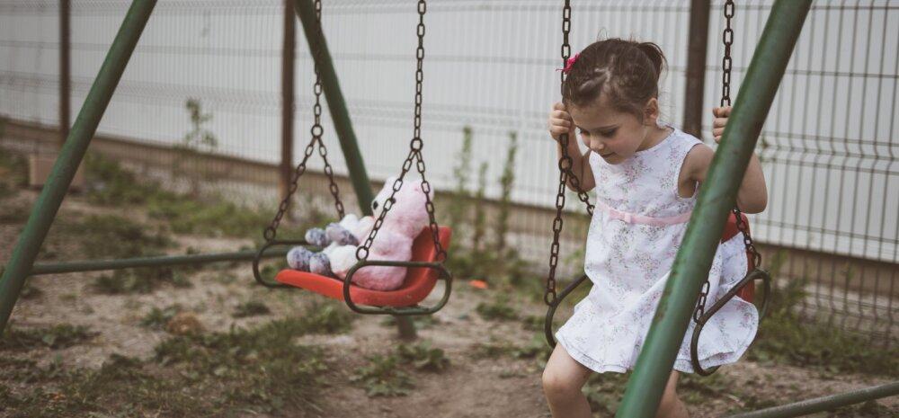 Huvitav teada: mis vanuses võivad lapsed mujal maailmas üksinda kodus olla?