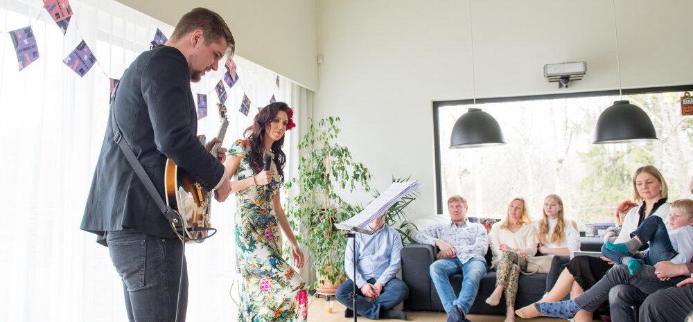 Kontsertelamus tugitoolis — Jazzkaar otsib kevadisteks kontsertideks kodusid!