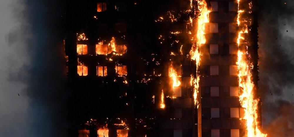 Londoni tulekahju