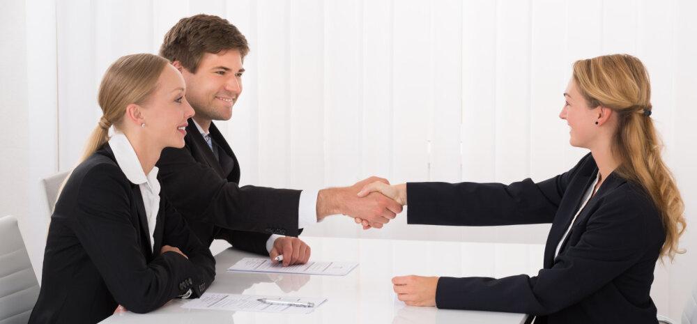 Loe salaja! Kuidas käia töövestlustel nii, et ülemus kahtlustama ei hakkaks?