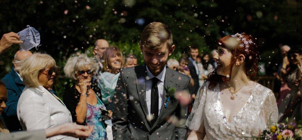 Vale otsus: need pulmakülalised oleksid pidanud kutsumata jätma
