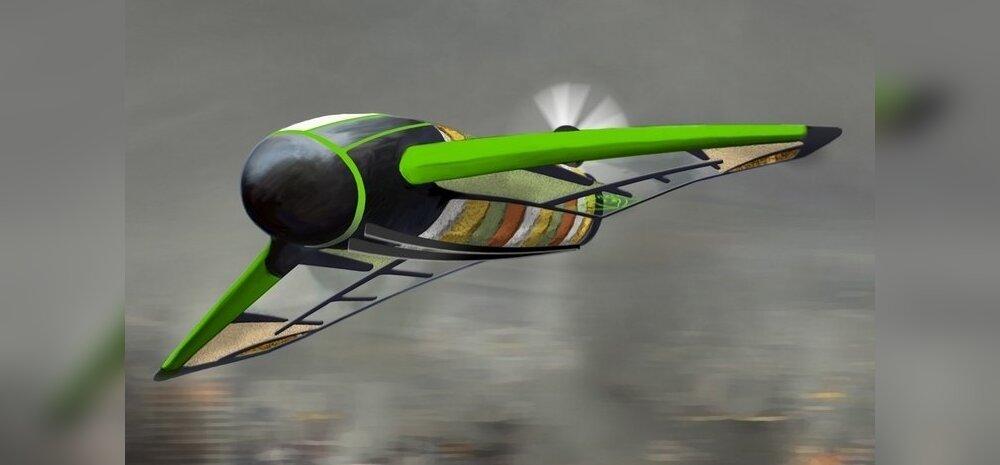 Windhorse Pouncer: tugev droon, mis veab õigesse kohta ka 50-kilose laadungi