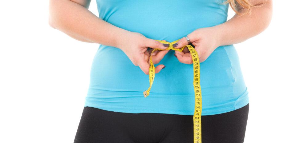 Kui palju sina kaalud? Neeruhaiguste üheks olulisemaks põhjustajaks on rasvumine