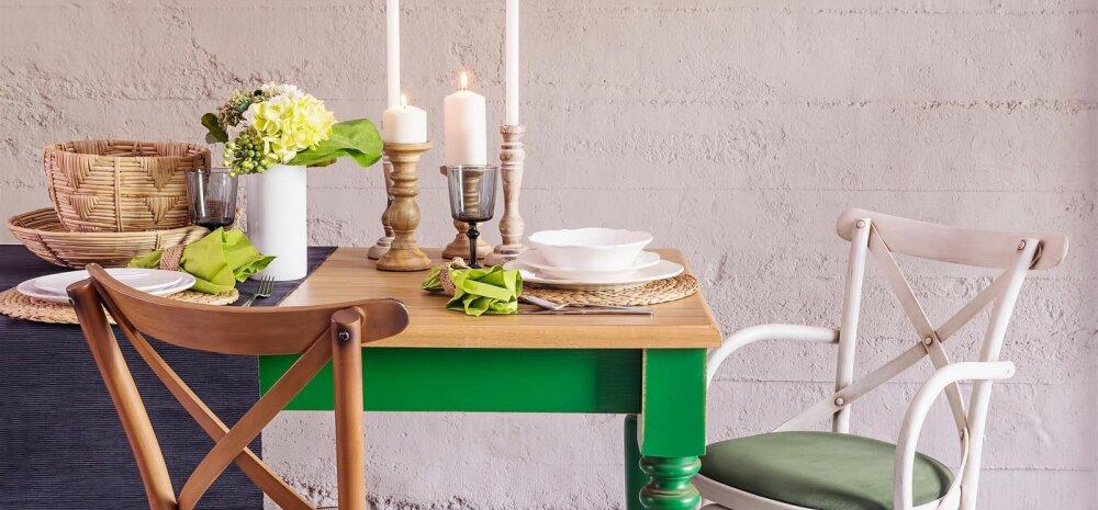 СОВЕТЫ │ Как выбрать обеденный стол