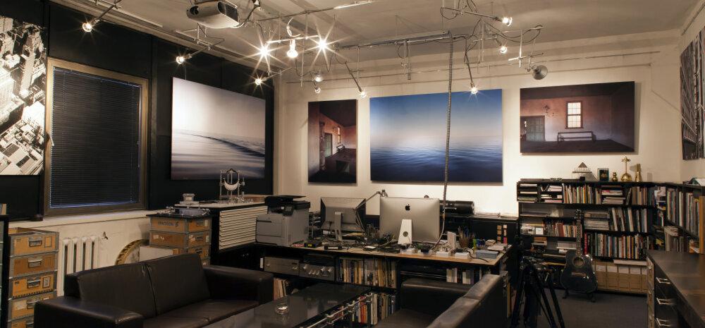 Arhitektuurifotograaf Arne Maasiku ateljee ootab lahtiste uste päevadele