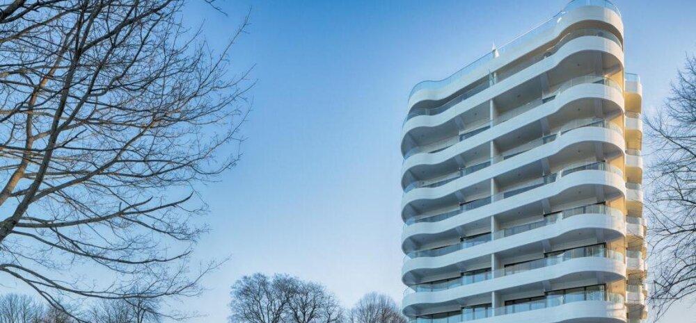 В Ласнамяэ построят новый многоквартирный дом