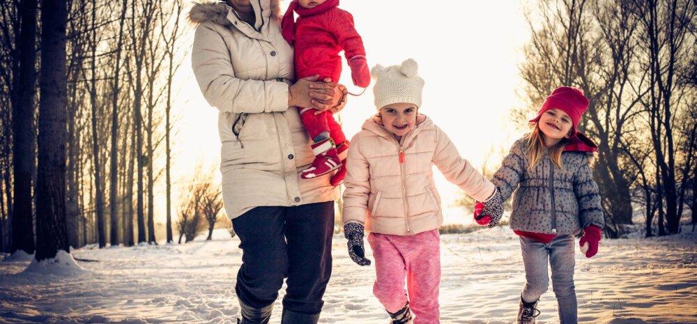 Karolini pereelu| Vanavanemad ei pea su lapsi hoidma