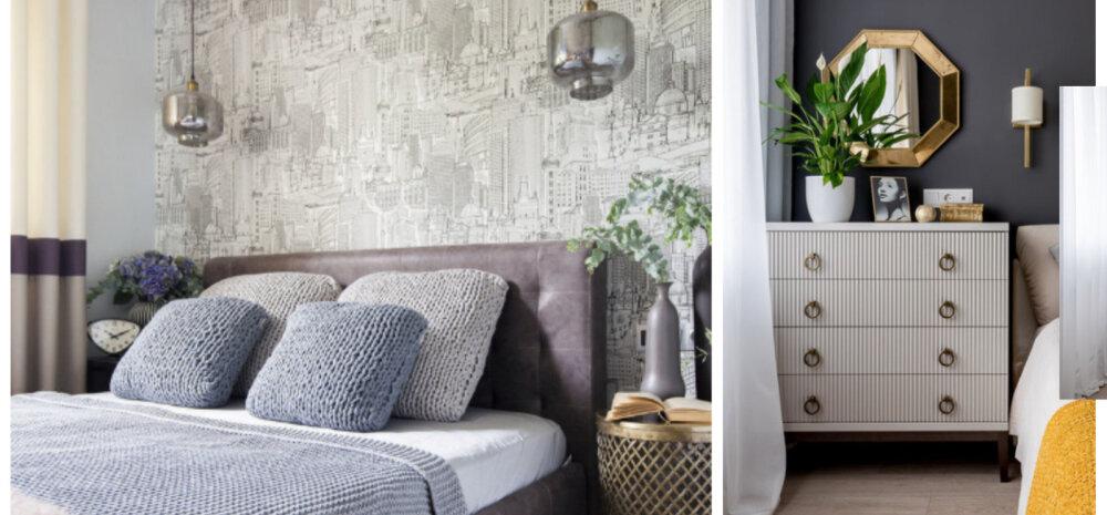 СОВЕТЫ │ Маленькая спальня: подбираем мебель