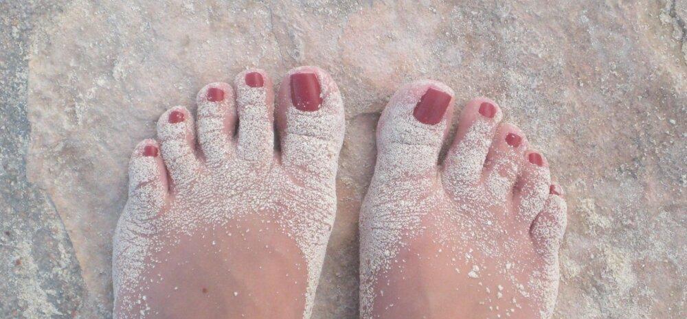 HUVITAV TEADA: Mida sinu jalgade ja varvaste kuju sinu iseloomu kohta ütleb?