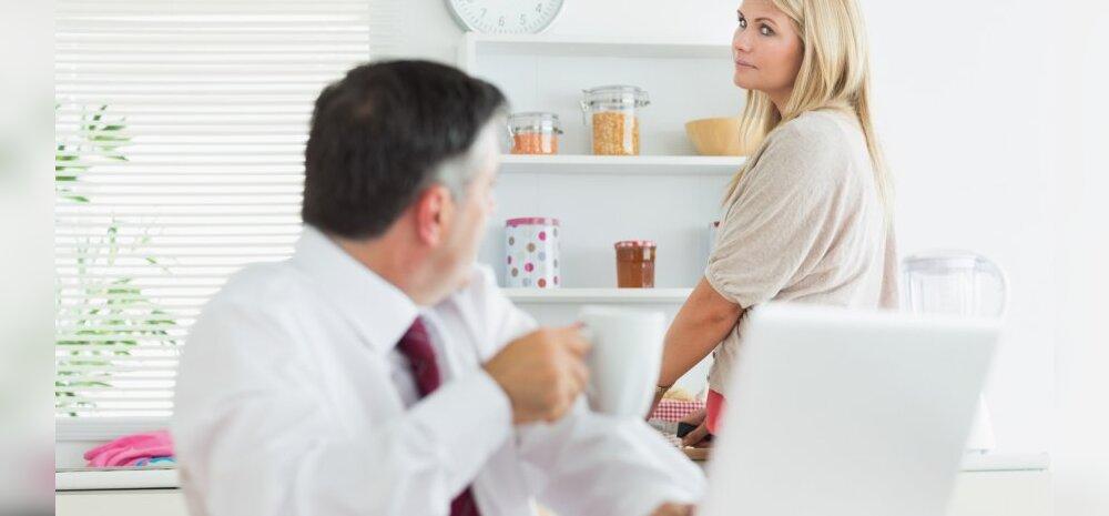 10 märki, et teie suhe on tegelikult ammu läbi