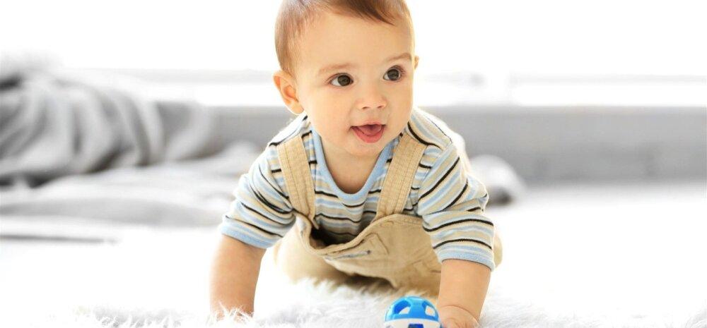 Tahad ju, et sinu beebi riided oleksid ilusad? Vaata, kuidas saada beebi riietelt ära okse, kaka, pissi ja beebitoidu plekid