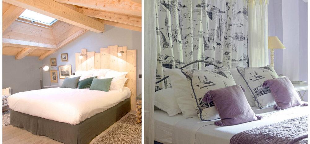 FOTOD | Inspireerivalt mõnusad ja maalähedased magamistoad