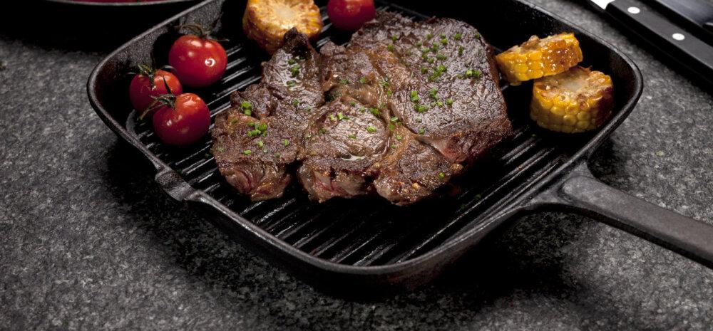 Veiseliha meistriklass: kuidas valmistada mahlast steiki