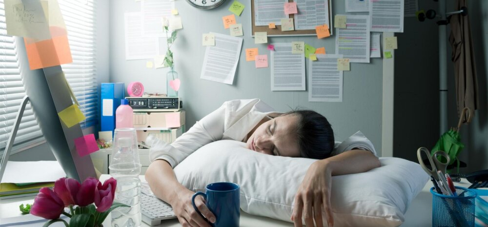 Ei jaksanud täna hommikul jälle tõusta? Siin on kaheksa üllatavat põhjust, miks sa tunned energiapuudust ja oled kogu aeg väsinud
