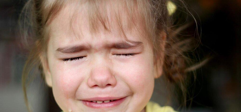 Seda peaks teadma iga ema| Miks kallistada oma last, kui ta on halvasti käitunud