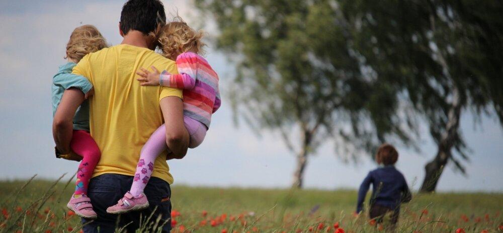 Tahad, et sinu laps kasvaks üles õnnelikuna? Siin on kuus soovitust, kuidas seda saavutada