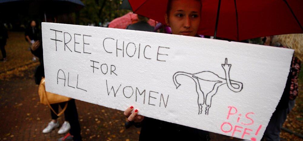 Vastuseks Martin Helmele: enne abortidele piirangute kehtestamist palun vasta ühele küsimusele ausalt ja keerutamata