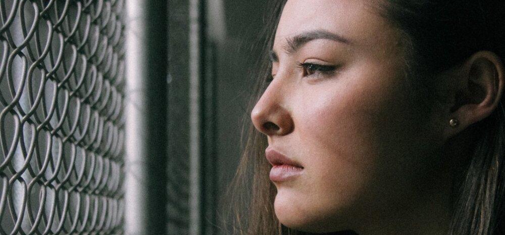 15aastaselt rasedaks jäänud ja väga ränga koduvägivalla ja psühholoogilise terrori all kannatanud naine: sel päeval, kui meie laps sündis, lubas ta mind ära tappa