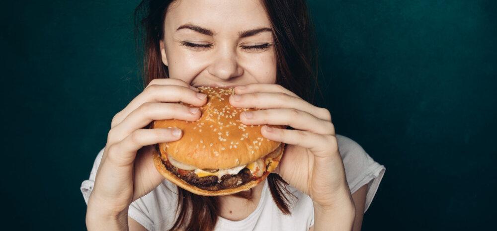 ÕUDNE: vaata, milline kohutav tagajärg on rämpstoidu söömisel ja see ei ole rasvumine