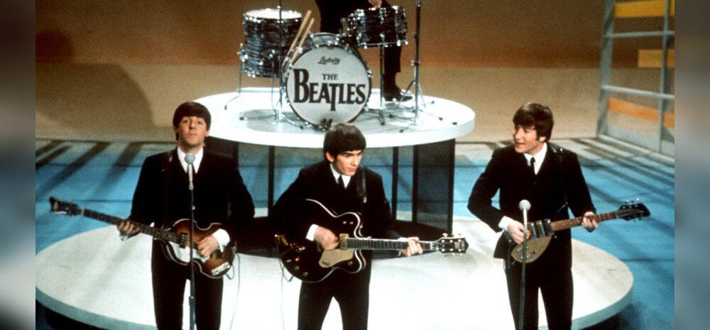 TOP 7   PÕNEV: faktid, mida sa The Beatles'i kohta ei teadnud