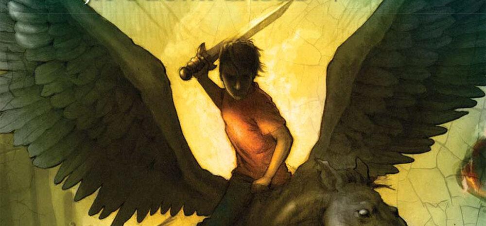 """LOE KATKENDIT ülipopist noorteraamatust """"Percy Jackson ja titaani needus"""": pooleldi poiss — pooleldi jumal — läbinisti kangelane"""