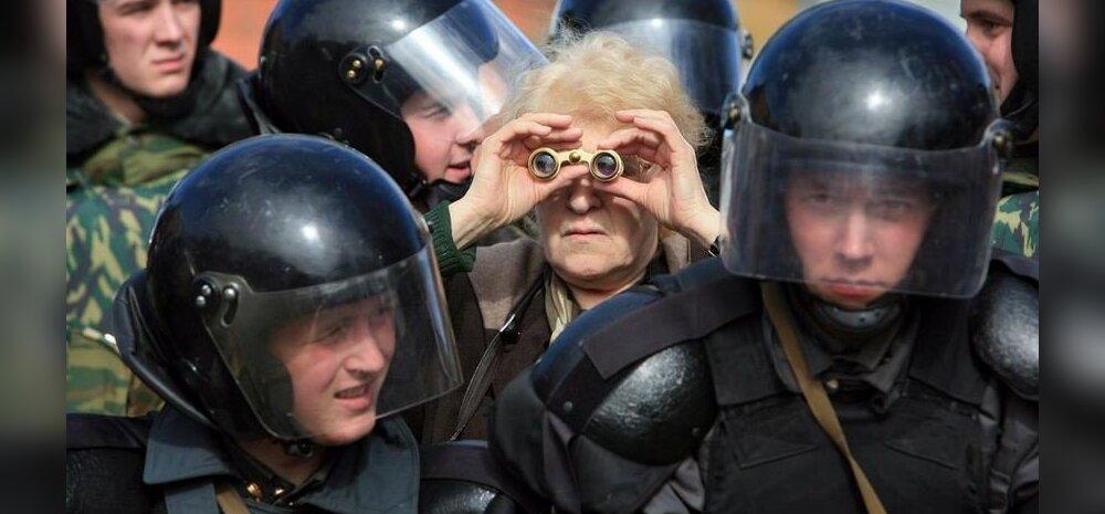 Vinged kaadrid Venemaalt: selliseid inimesi ei leia sa üheltki piltpostkaardilt