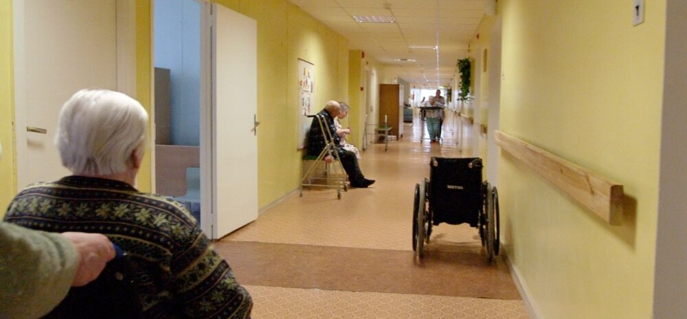 Hooldekodud tõstsid jälle hinda! Ema hooldekodusse pannud naine: vaevu sain korteriüüri makstud, olin sunnitud nälgima