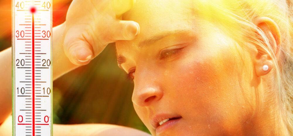 OLULINE TEADA | Kuidas mõjub õues valitsev tappev palavus su mõistusele?