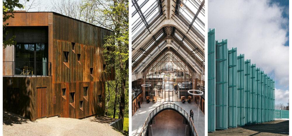 FOTOD | Selgusid Eesti Arhitektide Liidu aastapreemia ja väikeobjekti preemia nominendid