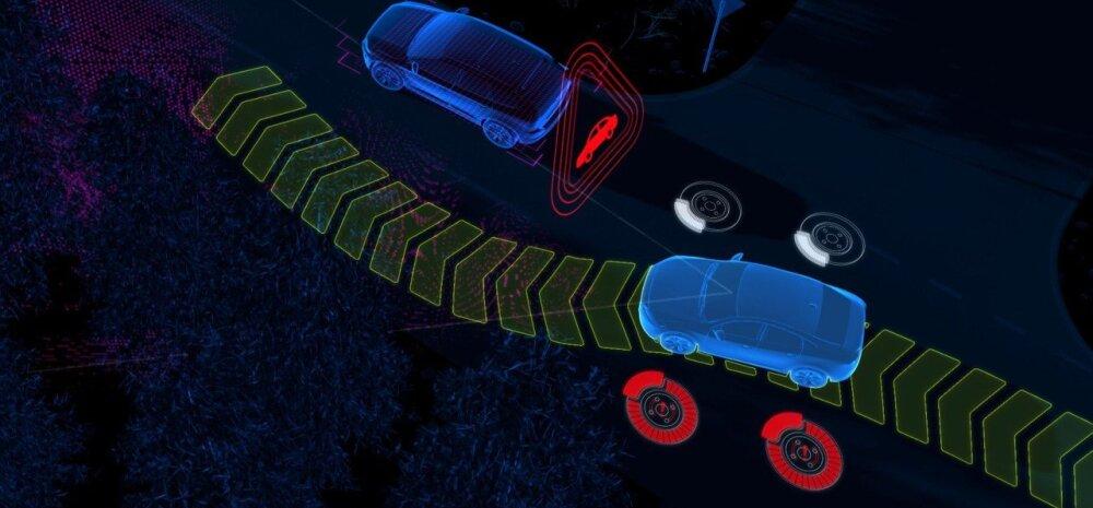 Auto, mis päästab pahandustest: uue Volvo XC60 juhiabi on tõesti tark