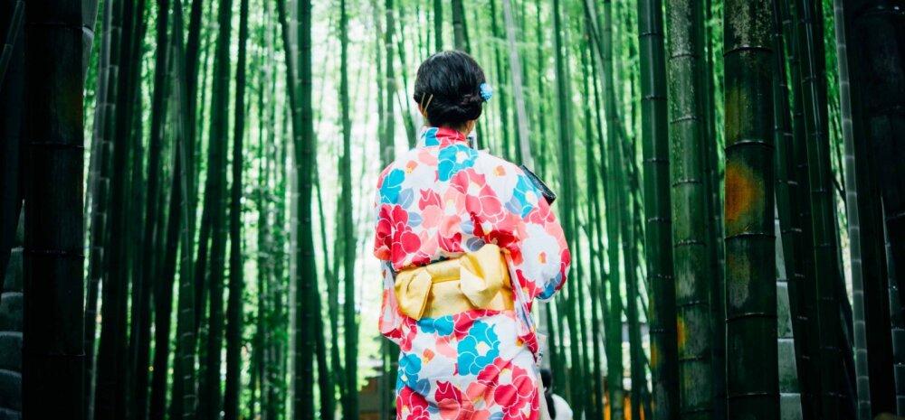 Milles peitub jaapanlannade saleduse saladus?