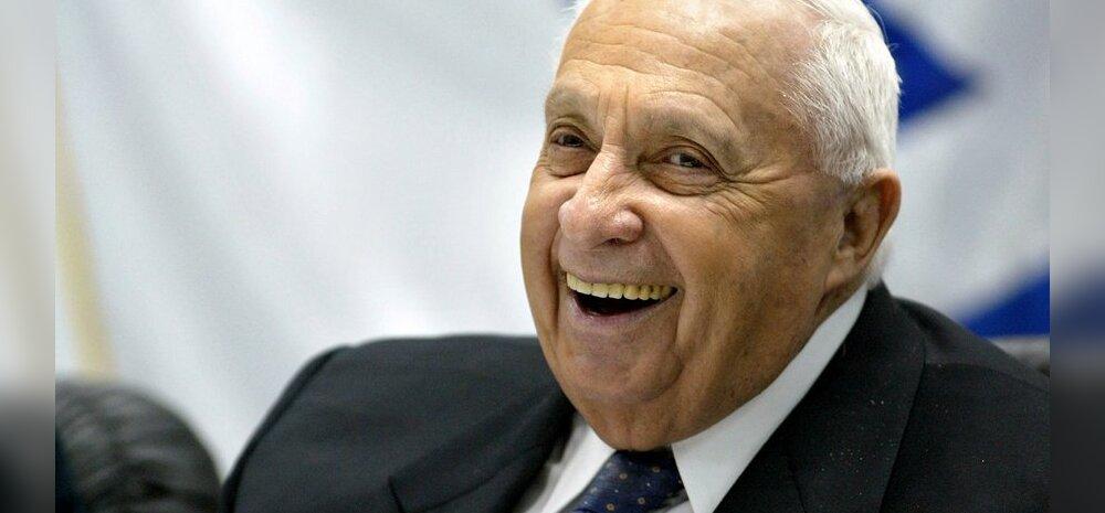 Suri Iisraeli endine peaminister Ariel Sharon