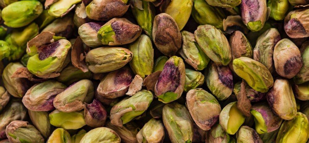 RETSEPT: Magus-vürtsikas kardemoniglasuuriga pistaatsiakook, mis mõjub kui afrodisiaakum